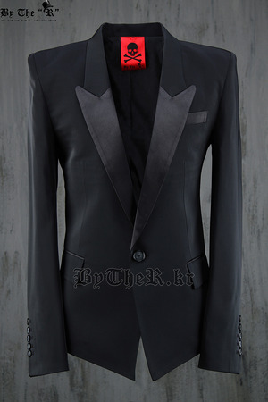 ByTheR Lux Smoking Blazer